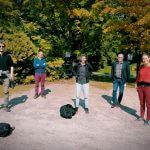 L'équipe du SALIM en visite sur la ferme – Été 2020